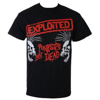 Metal majica moški Exploited - PUNKS NOT DEAD I SKULLS - RAZAMATAZ, RAZAMATAZ, Exploited