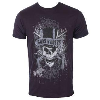 Moška metal majica Guns N' Roses - Faded Skull - ROCK OFF, ROCK OFF, Guns N' Roses