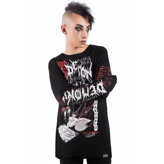 uniseks majica z dolgimi rokavi KILLSTAR - Release Me, KILLSTAR