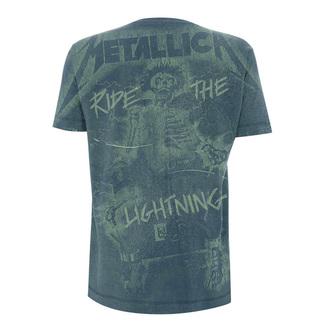 majica kovinski moški Metallica - Ride The Osvetlitev A / O -, NNM, Metallica