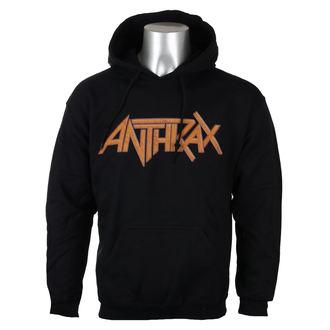 jopa s kapuco moški Anthrax - Evil Twin - ROCK OFF, ROCK OFF, Anthrax