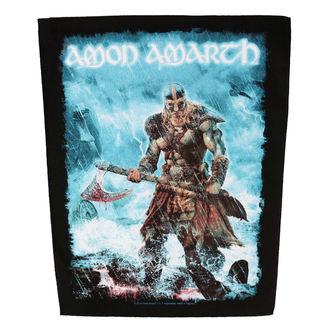 Našitek velik AMON AMARTH - JOMSVIKING - RAZAMATAZ, RAZAMATAZ, Amon Amarth