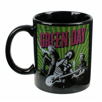 Šalica GREEN DAY - ROCK OFF, ROCK OFF, Green Day