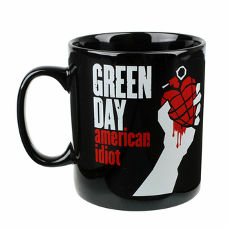 Velika šalica GREEN DAY - ROCK OFF, ROCK OFF, Green Day