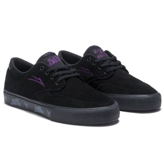 čevlji Lakai x Black Sabbath - Master of Reality - Riley 3 - black suede, Lakai x Black Sabbath, Black Sabbath