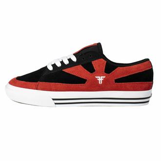 Moški čevlji FALLEN - Rising Sun - Črna / rdeča, FALLEN