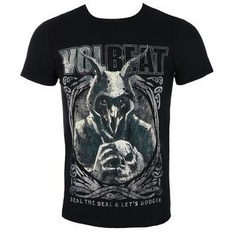 Moška metal majica Volbeat - Goat With Skull - ROCK OFF, ROCK OFF, Volbeat