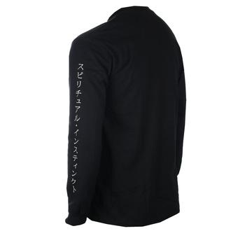 Moška majica z dolgimi rokavi Alcest - Knight - Črna - KINGS ROAD, KINGS ROAD, Alcest