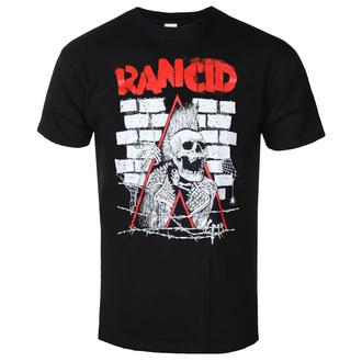Moška majica Rancid - Crust Breakout - Črna - KINGS ROAD, KINGS ROAD, Rancid