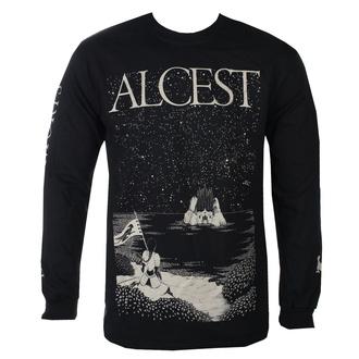 Moška majica z dolgimi rokavi Alcest - Island - Črna - KINGS ROAD, KINGS ROAD, Alcest