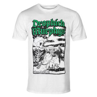 Moška majica Dropkick Murphys - Trumpeter - Bela - KINGS ROAD, KINGS ROAD, Dropkick Murphys