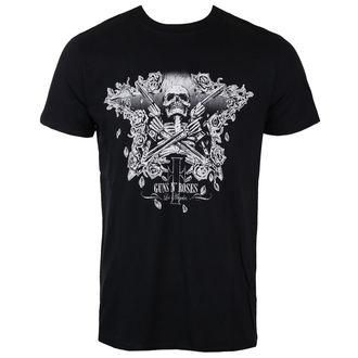 majica kovinski moški Guns N' Roses - Skeleton Guns - ROCK OFF, ROCK OFF, Guns N' Roses
