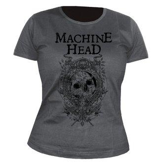 Ženska metal majica Machine Head - NUCLEAR BLAST - NUCLEAR BLAST, NUCLEAR BLAST, Machine Head