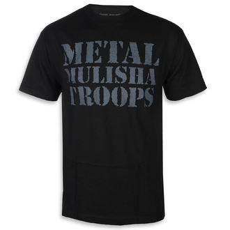 Moška ulična majica - OG TROOPS BLK - METAL MULISHA, METAL MULISHA
