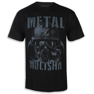 Moška ulična majica - HAZARD BLK - METAL MULISHA, METAL MULISHA