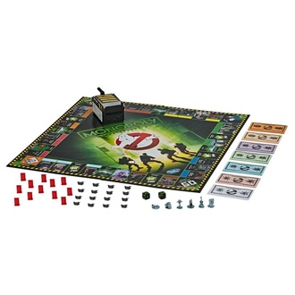 Družabna namizna gra Ghostbusters - Board Game Monopoly, NNM, Ghostbusters