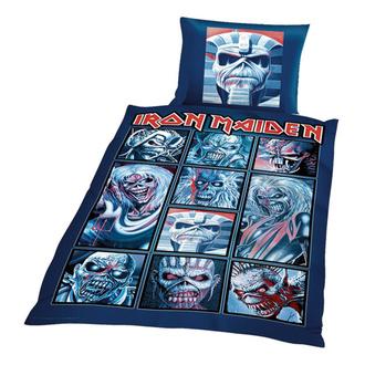 Posteljnina Iron Maiden - Ten Eddies, NNM, Iron Maiden