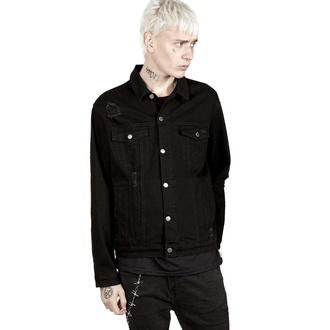 Unisex jakna DISTURBIA - Denim, DISTURBIA