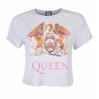 ženske majica top QUEEN - BARVA KRST - ŠKRLATNA PHAZE - AMPLIFIED, AMPLIFIED, Queen