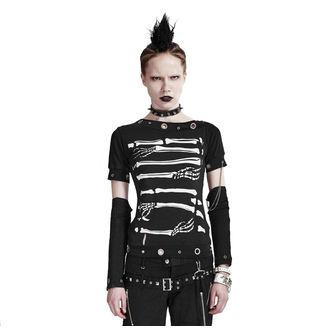 Ženska gotic / punk majica - Dead Man - PUNK RAVE, PUNK RAVE