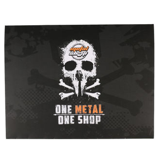 Ovojnica METALSHOP - One Metal, One Shop, METALSHOP