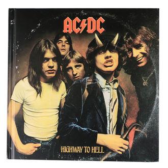 Notesnik za pisanje AC / DC, NNM, AC-DC