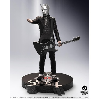 Figura Ghost - Nameless Ghoul - Black Guitar - KNUCKLEBONZ, KNUCKLEBONZ, Ghost