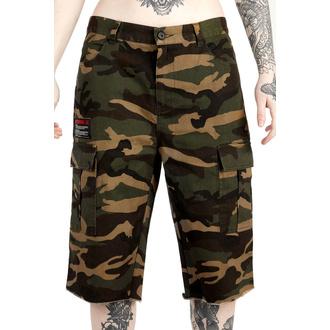 Kratke hlače (unisex) DISTURBIA - Hades, DISTURBIA