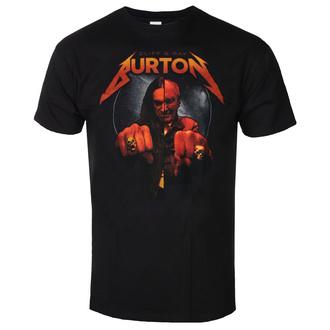 Moška metal majica Cliff Burton - Ray & Cliff Burton - Črna, NNM, Metallica