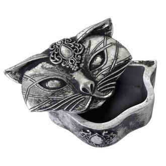 Dekoracijska škatla ALCHEMY GOTHIC - Sacred Cat, ALCHEMY GOTHIC