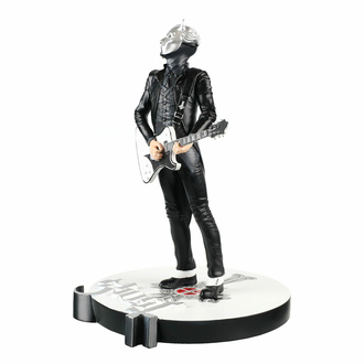 Figura Ghost - Nameless Ghoul - White Guitar - KNUCKLEBONZ, KNUCKLEBONZ, Ghost