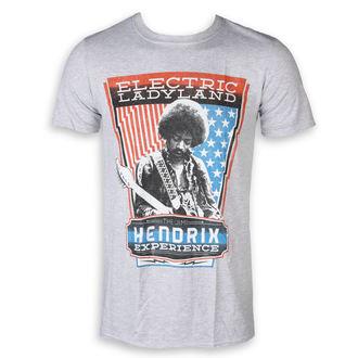 Moška metal majica Jimi Hendrix - Electric - ROCK OFF, ROCK OFF, Jimi Hendrix