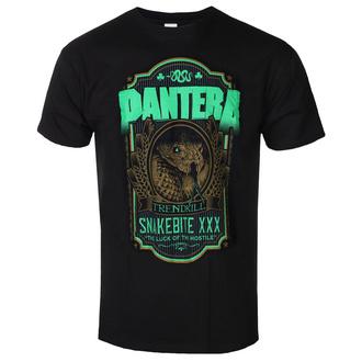 Moška metal majica Pantera - Snakebite XXX Label - ROCK OFF, ROCK OFF, Pantera