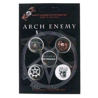 Pin Značke Arch Enemy - RAZAMATAZ, RAZAMATAZ, Arch Enemy