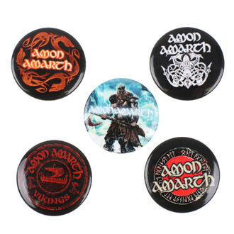 Pin Značke Amon Amarth - RAZAMATAZ, RAZAMATAZ, Amon Amarth