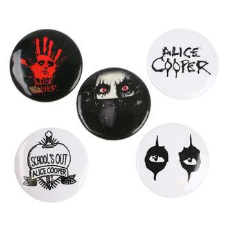 Pin Značke Alice Cooper - RAZAMATAZ, RAZAMATAZ, Alice Cooper