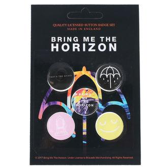 Pin Značke Bring Me The Horizon - RAZAMATAZ, RAZAMATAZ, Bring Me The Horizon