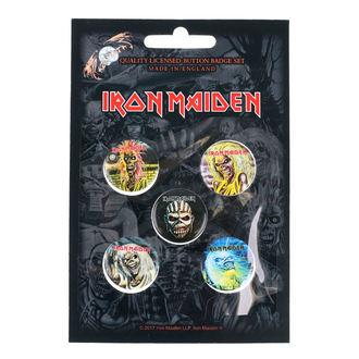 Pin Značke Iron Maiden - RAZAMATAZ, RAZAMATAZ, Iron Maiden