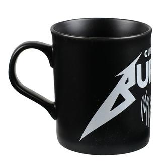 Šalica METALLICA - Cliff Burton - Logo, NNM, Metallica