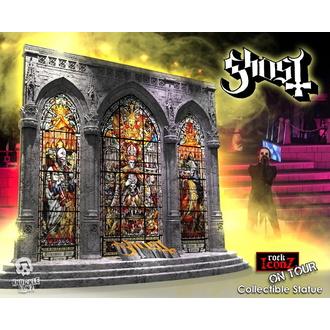 Dekoracija Ghost - On Tour Series Collectible Statue / Diorama Stage - KNUCKLEBONZ, KNUCKLEBONZ, Ghost