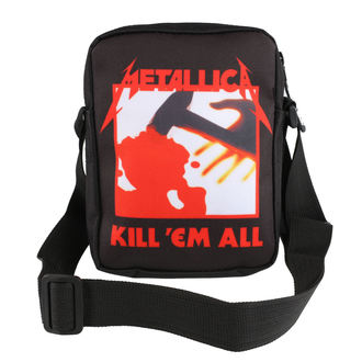 Naramna Torba - METALLICA - Kill 'Em All - Crossbody, NNM, Metallica