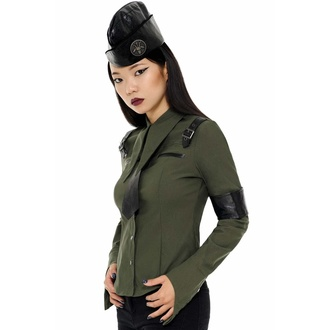 Ženska srajca KILLSTAR - Secret Mission - KHAKI, KILLSTAR