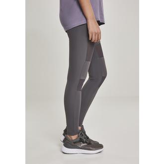 Ženske hlače (legice) URBAN CLASSICS - Tech Mesh, URBAN CLASSICS