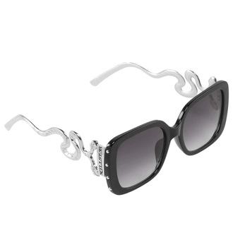 Sončna očala KILLSTAR - Serpent - SREBRNA, KILLSTAR