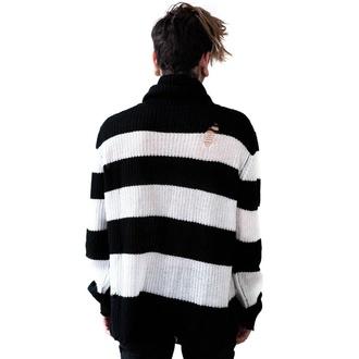 Unisex pulover KILLSTAR - Seven - Bela, KILLSTAR