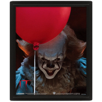 Slika PENNYWISE - EVIL - PYRAMID POSTERS, PYRAMID POSTERS, Pennywise
