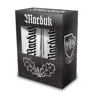 Kozarci za žganje in aperitiv (set) Marduk - Panzer Crest - RAZAMATAZ, RAZAMATAZ, Marduk