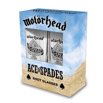 Kozarci za žganje in aperitiv (set) Motörhead - Ace Of Spades - RAZAMATAZ, RAZAMATAZ, Motörhead