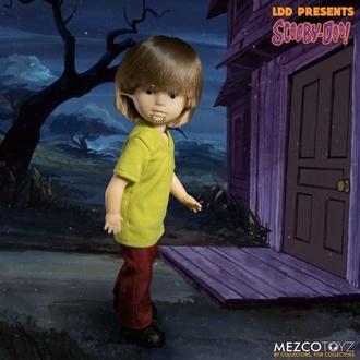 Figura (lutka) Scooby-Doo & Mystery - Living Dead Dolls - Shaggy, LIVING DEAD DOLLS, Scooby-Doo & Mystery
