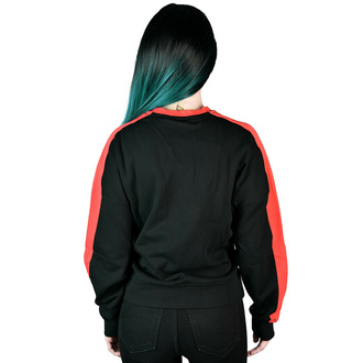 Ženska majica KILLSTAR - She Devil Sweater - Črna, KILLSTAR